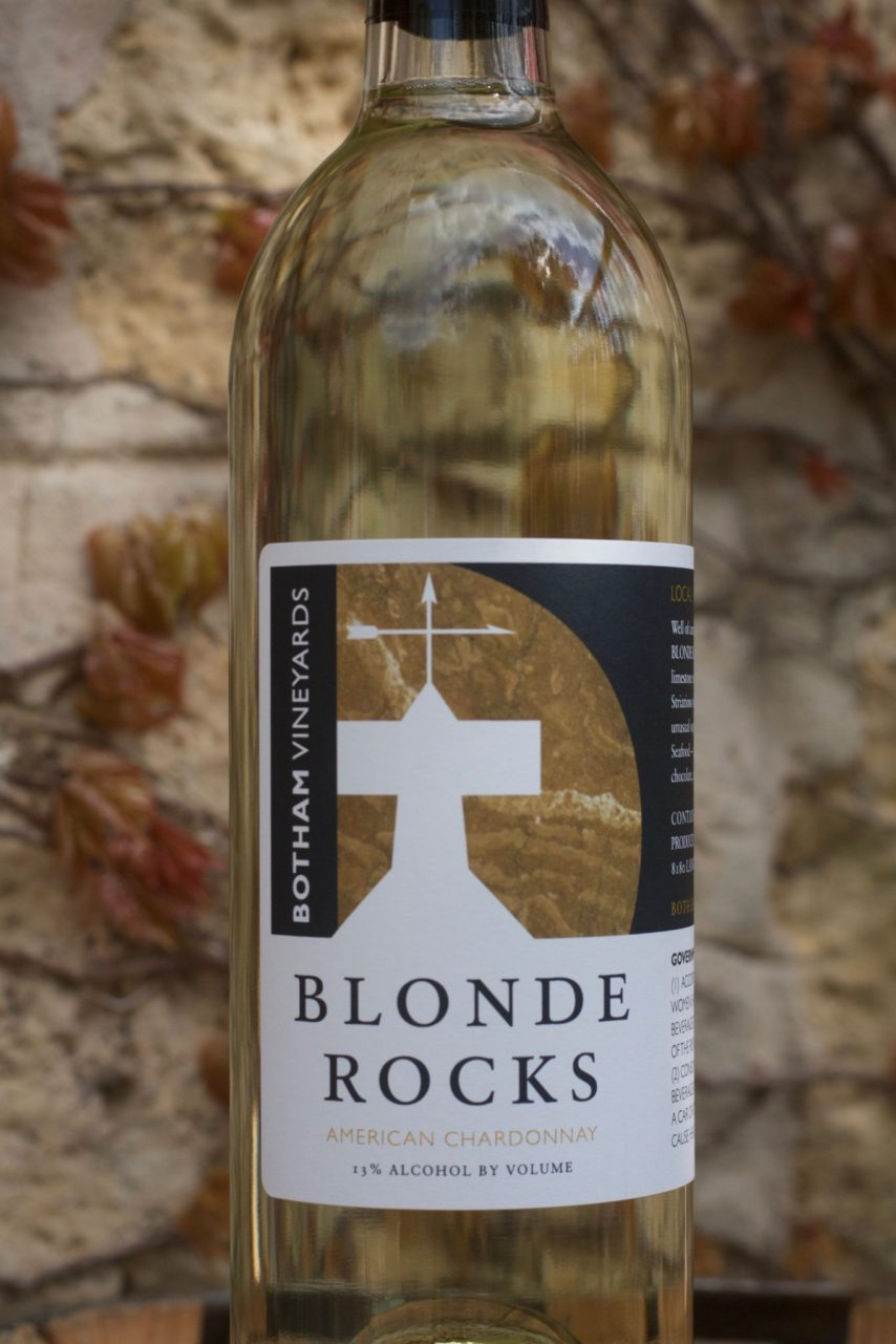 Blonde Rocks – Un-oaked Chardonnay